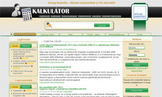 Kalkulátor