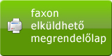 Faxos megrendellap