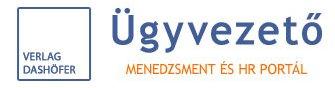 Ügyvezető logo